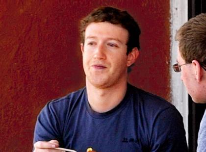 Mark Zuckerberg - Miliarder mimo woli