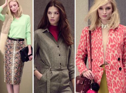 Marks & Spencer i 5 różnych inspiracji do jesiennych looków
