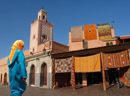 Maroko - podróż do krainy czarów