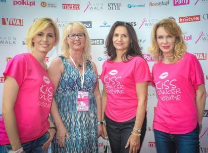 Marsz Różowej Wstążki Avon Walk 2014 - tak było!