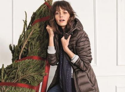 Marta Dyks twarzą najnowszej kampanii Marks & Spencer!