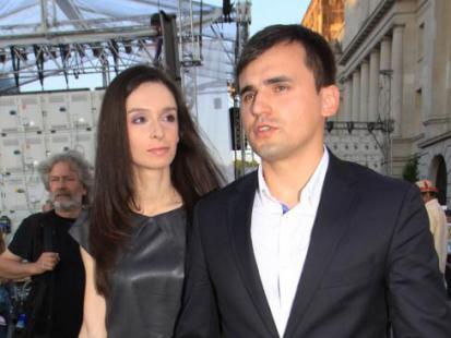 Marta Kaczyńska pogodziła się z Marcinem Dubienieckim