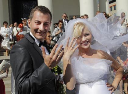 Marta Szuławiak wyszła za mąż
