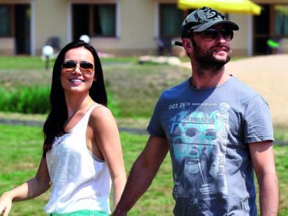 Marta Żmuda Trzebiatowska i Adam Król są szczęśliwi i zakochani…