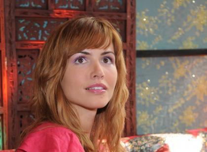 Marta Żmuda-Trzebiatowska - makijaż i fryzury