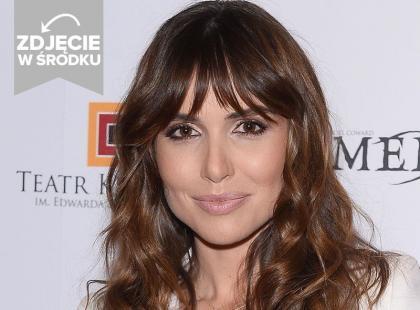 Marta Żmuda-Trzebiatowska zmieniła kolor włosów?