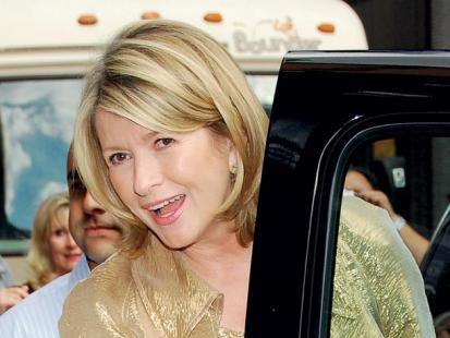 Martha Stewart - Wpływowa  gospodyni