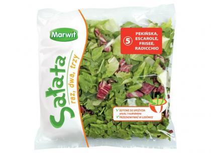 Marwit - Sałaty raz, dwa, trzy