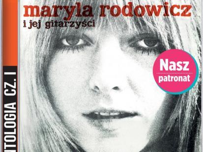 """Maryla Rodowicz i jej gitarzyści - """"Żyj mój świecie"""""""