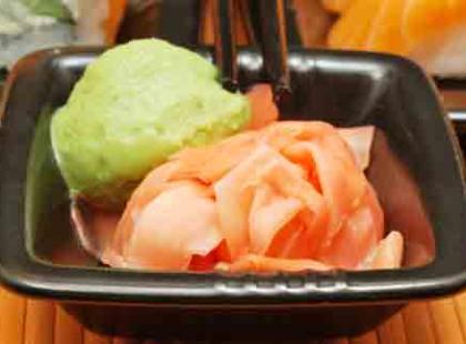 Marynowany imbir do sushi - czemu służy?