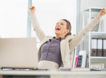 Marzysz o osiągnięciu sukcesu w pracy? Znajdź odpowiedniego partnera!