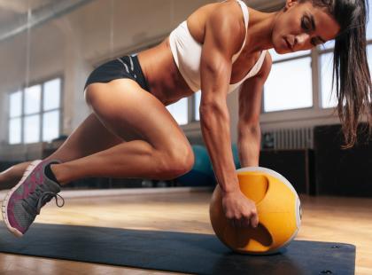 Marzysz o płaskim brzuchu i jędrnej pupie? Dowiedz się, co najlepiej motywuje do diety i ćwiczeń