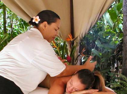 Masaż Lomi Lomi, czyli hawajskie ugniatanie