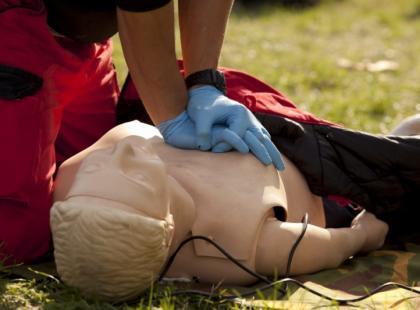 Masaż serca ratuje życie!