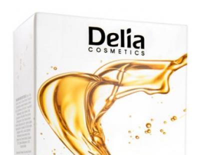Maseczka do twarzy Argan Care - Delia Cosmetics
