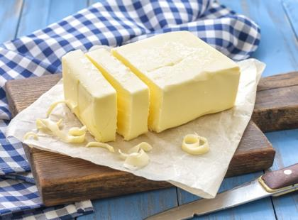Masło w diecie strukturalnej