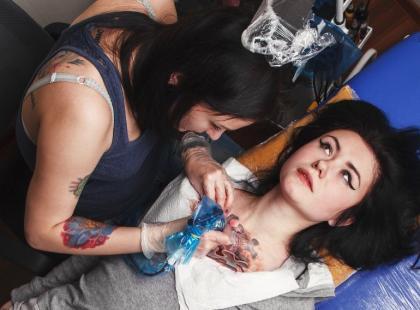 Masz dość tatuażu? Usuń go laserem!
