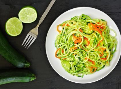 Masz już dość zwykłego makaronu? Wypróbuj 3 doskonałe warzywne spaghetti!