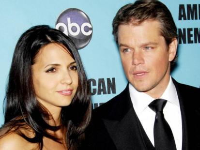 Matt Damon po raz trzeci został ojcem