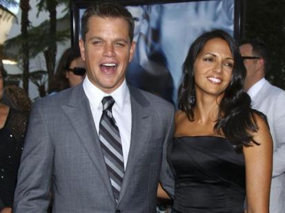 Matt Damon: urodziła mu się córka