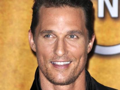 Matthew McConaughey został ojcem
