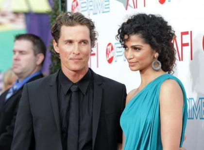 Matthew McConaughey został ponownie ojcem