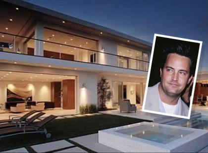 Matthew Perry sprzedaje dom w Los Angeles