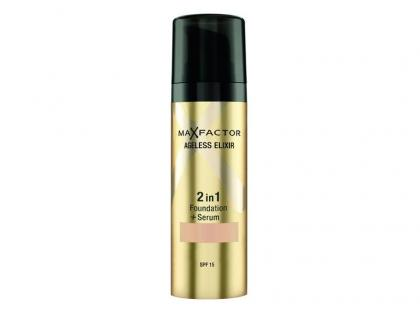 Max Factor Ageless Elixir 2 w 1
