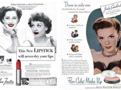 Max Factor - wielki mistrz makijażu