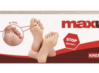 Maxulg przeciw grzybicy