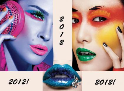 Maybelline New York Kalendarz na 2012