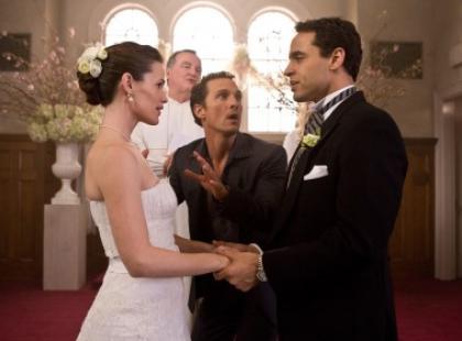 """McConaughey i Garner w """"Duchach moich byłych"""""""