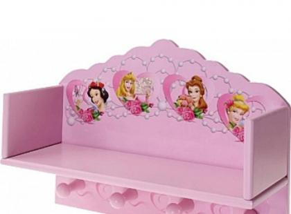 Meble dla małej księżniczki - zobacz galerię