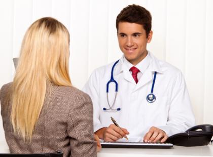Medycyna pracy u okulisty