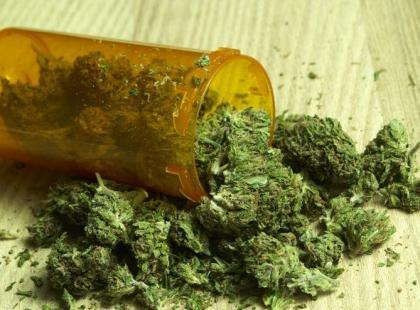 Medyczna marihuana legalna! Poznaj jej 5 leczniczych właściwości!