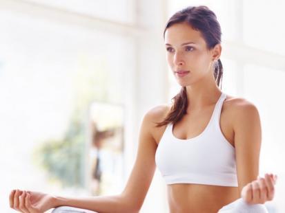 Medytacja pomaga w odchudzaniu