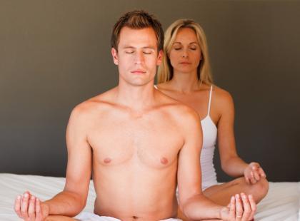 Medytacja poprawia życie seksualne!