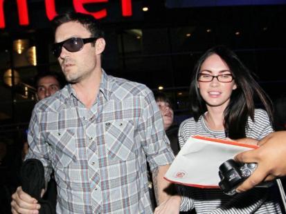 Megan Fox i Brian Austin Green znów się zaręczyli