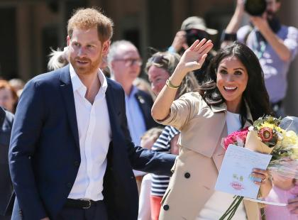 Meghan i Harry nie kryją szczęścia! Wzruszające słowa księżnej o ciąży