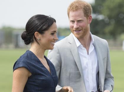 Meghan i Harry nie są już tylko we dwoje! Pałac Kensington ma nowego mieszkańca