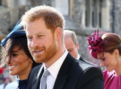 Meghan i Harry wyprowadzają się z Pałacu Kensington! Nie chcą mieszkać z Kate i Williamem?
