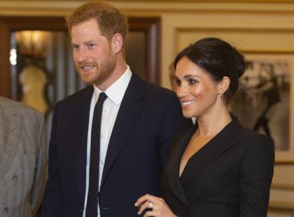 Meghan Markle znów złamała protokół! To najodważniejsza kreacja księżnej Sussex