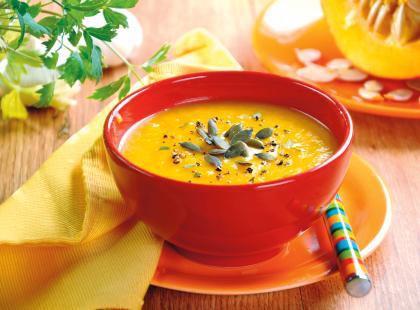 Meksykańska zupa z dyni