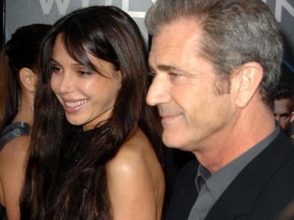 Mel Gibson pokazał światu swoją nową dziewczynę