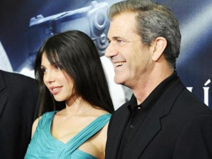 Mel Gibson porzucił Oksanę Grigorievę