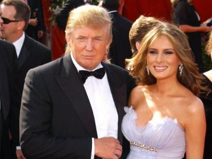 Melania Knauss-Trump - Królowa Manhattanu