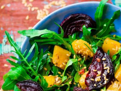 Menu dla debiutujących wegetarianek
