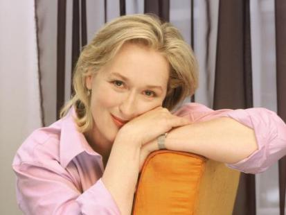 Meryl Streep - Antygwiazda