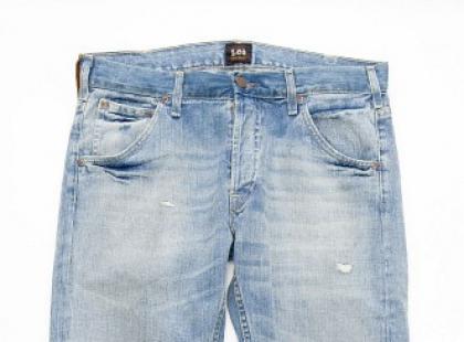 Męska kolekcja dżinsów marki Lee - wiosna/lato 2010
