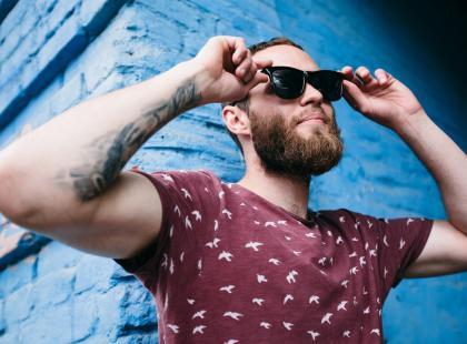 Męski punkt siedzenia: 7 rzeczy, które robią  faceci, a nigdy byś ich o to nie podejrzewała